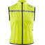 Silva M's Visibility Vest Yellow